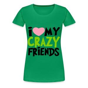 Girl T shirt - Women's Premium T-Shirt
