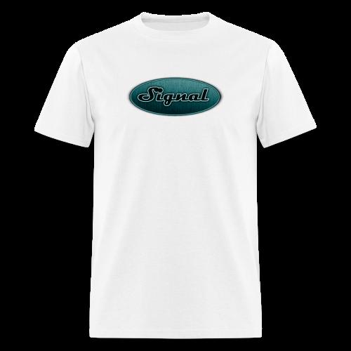 signal - Men's T-Shirt