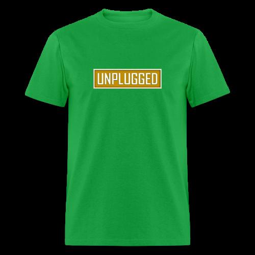 Unplugged - Men's T-Shirt