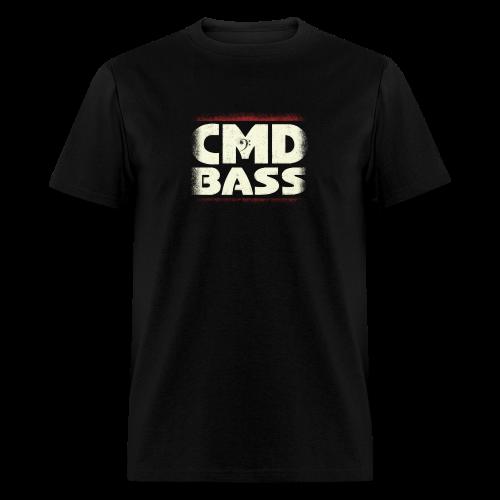 cmd bass  - Men's T-Shirt