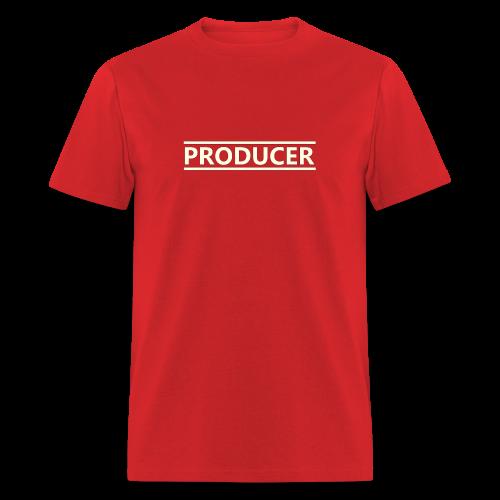 producer - Men's T-Shirt