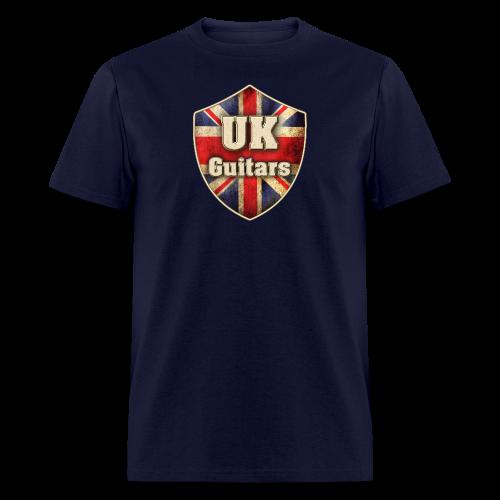 cool uk guitars - Men's T-Shirt