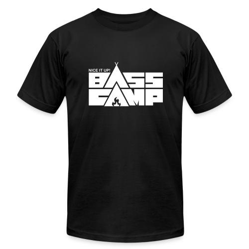 Men's american Apparel - black - Men's Fine Jersey T-Shirt