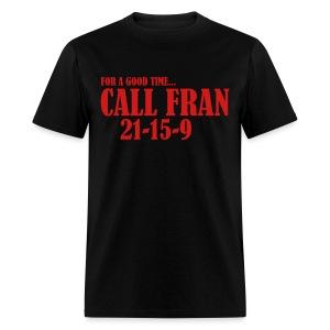 Fran - Men's T-Shirt