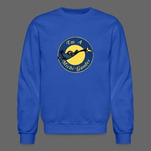 I'm a Michigander Flowy - Crewneck Sweatshirt