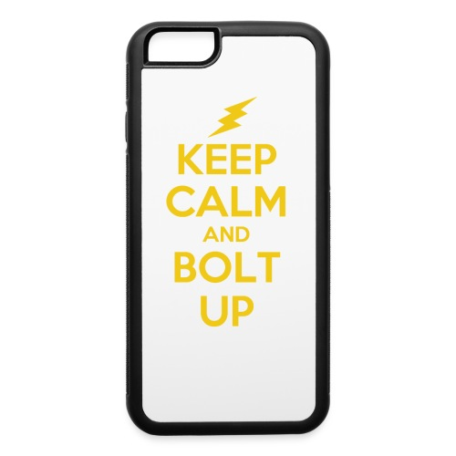 iPhone 6/6s Rubber Case - san diego California chargers football sports