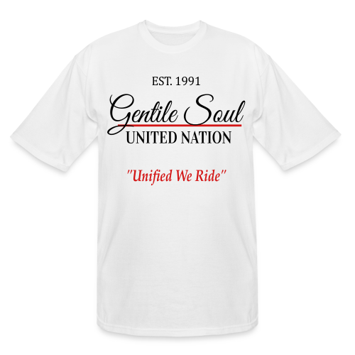 Gentile Soul Tall-T 1991 Shirt - Men's Tall T-Shirt