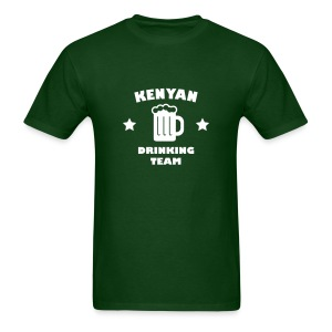 Kenyan Drinking Team - Men's T-Shirt