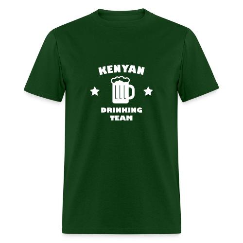 Kenyan Drinking Team - Men's T-Shirt