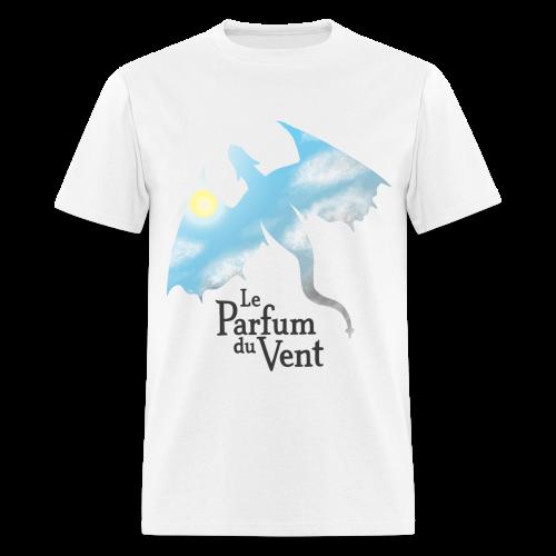 T-shirt pour hommes «Vol de Jour» - T-shirt pour hommes