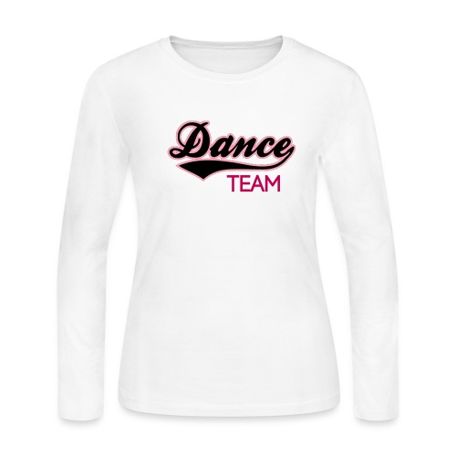 BORN TO DANCE - Women's Long Sleeve Jersey T-Shirt - Women's Long Sleeve Jersey T-Shirt