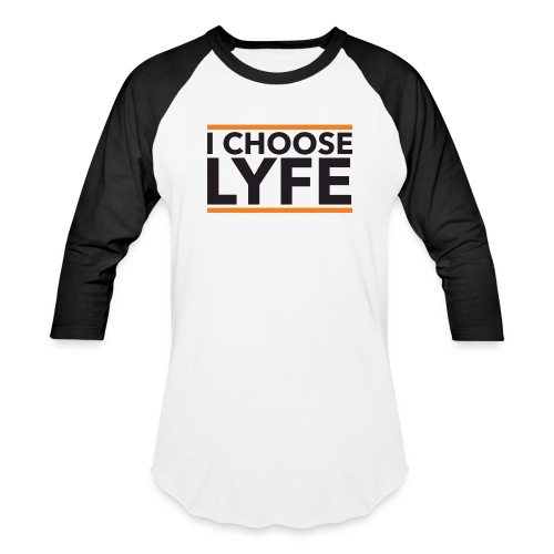 icl-s2 - Baseball T-Shirt