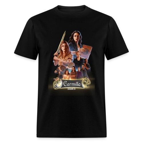 Carmilla S3 Men's T-Shirt - Men's T-Shirt