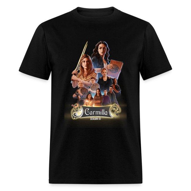 Carmilla S3 Men's T-Shirt