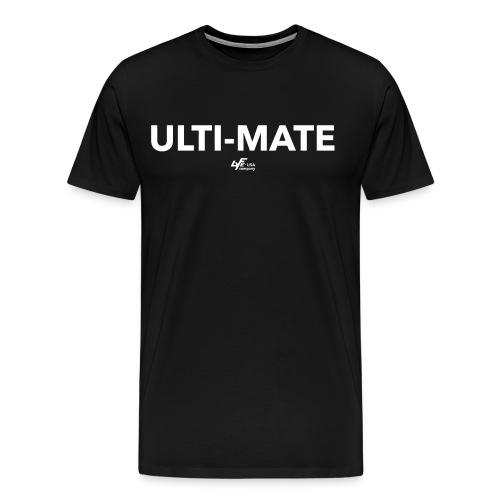 ulti-mate-dark - Men's Premium T-Shirt