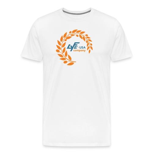 lyfe-olive - Men's Premium T-Shirt