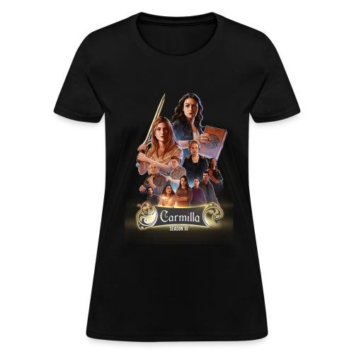 Carmilla S3 Women's T-Shirt - Women's T-Shirt