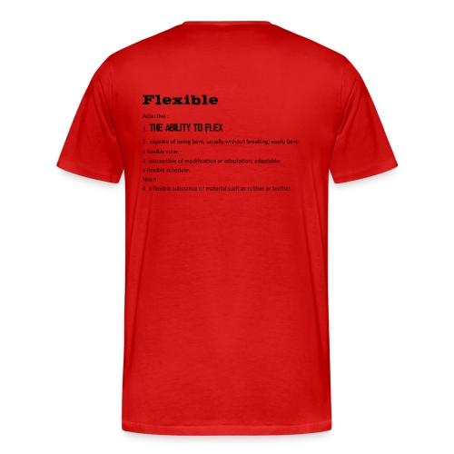 Flex*able - Men's Premium T-Shirt