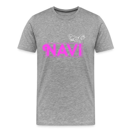 NEW Navi 2016 Logo Shirt (Men's) - Men's Premium T-Shirt