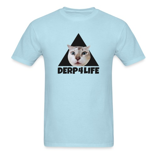 derp4life littleC8 fundraiser - Men's T-Shirt