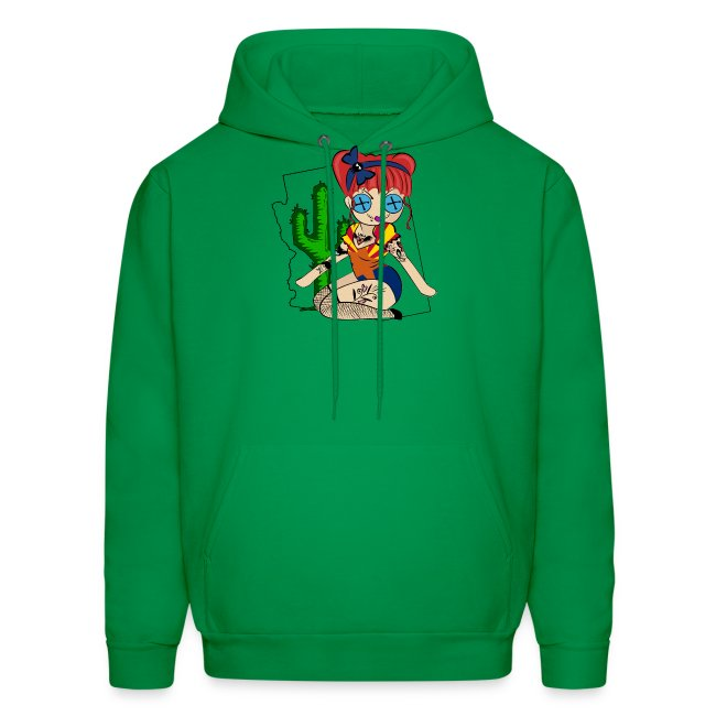 Arizona Men's Hooded Sweatshirt