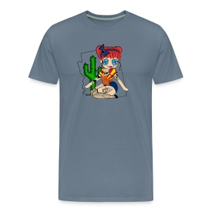 Arizona Men's Premium T-Shirt - Men's Premium T-Shirt