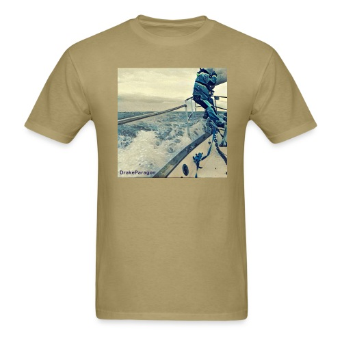 Men's T-Shirt - The Squall - Men's T-Shirt