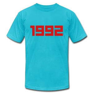 1992 - Men's T-Shirt by American Apparel