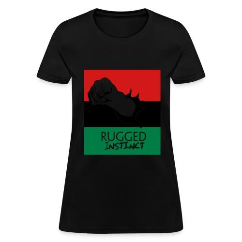 Ladies' Rugged Instinct Tee - Women's T-Shirt