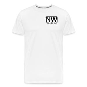 The New Way T-Shirt (Black Logo) - Men's Premium T-Shirt