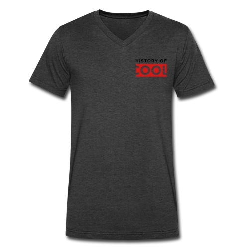HoC Vneck - Men's V-Neck T-Shirt by Canvas