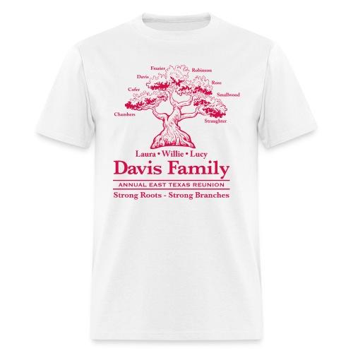 Davis Family Reunion- Unisex Tee - Men's T-Shirt
