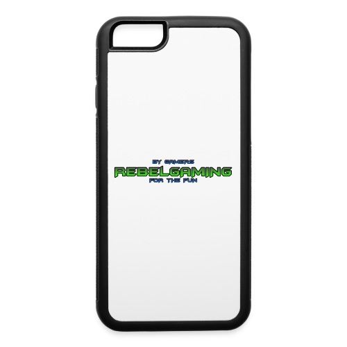 iPhone 6/6s Case - Banner Logo - iPhone 6/6s Rubber Case