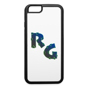 iPhone 6/6s Case - Abbreviated Logo - iPhone 6/6s Rubber Case