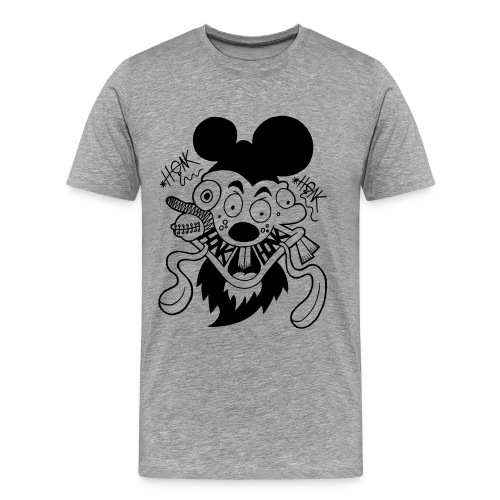 Premium Bearded Gimp - Men's Premium T-Shirt