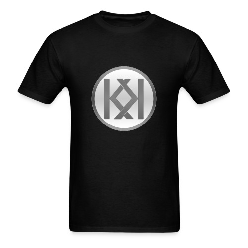King Kaliber Logo T-Shirt (Black) - Men's T-Shirt