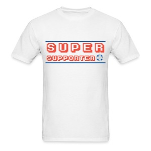 SheAttack Super Supporter Men's - Men's T-Shirt