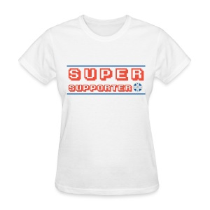 SheAttack Super Supporter Women's - Women's T-Shirt