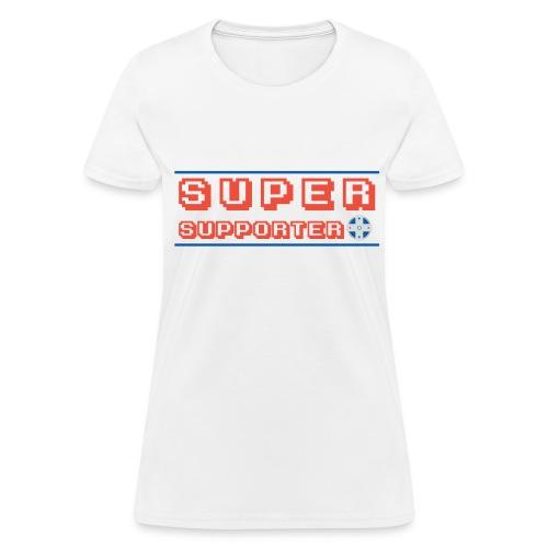 SheAttack Super Supporter Women's - Women's T-Shirt