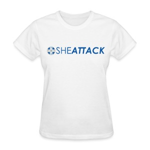 SheAttack Women's - Women's T-Shirt