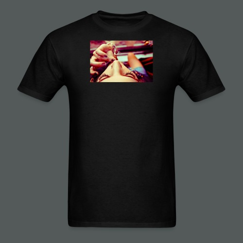 Smoke up - Men's T-Shirt