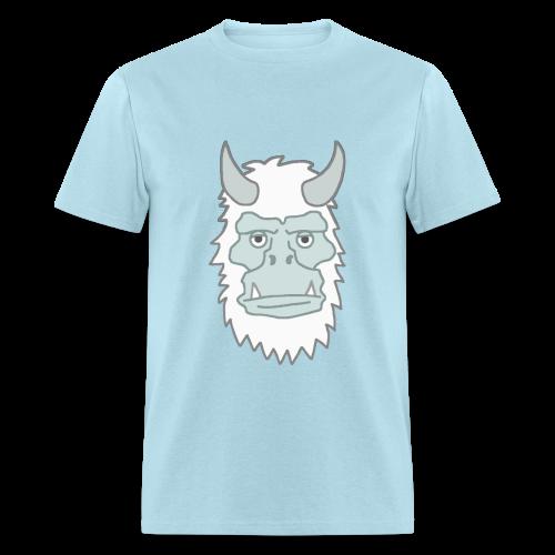 GaryDaYeti Shirt - YETI HEAD - Men's T-Shirt