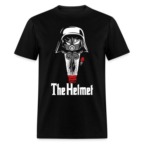 The Helmet - Men's T-Shirt