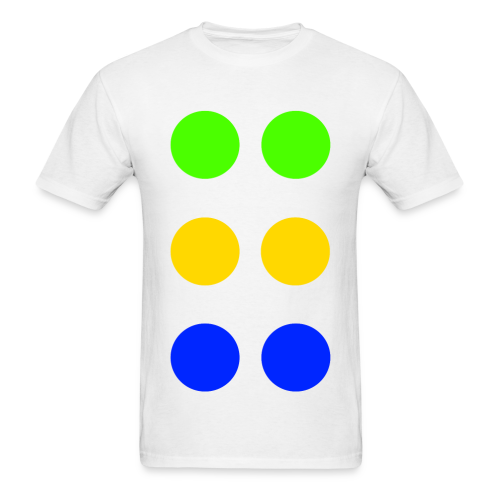 Twister Game  - Men's T-Shirt