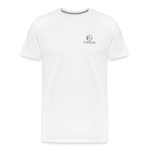 Prop & Gear Tee - Men's Premium T-Shirt