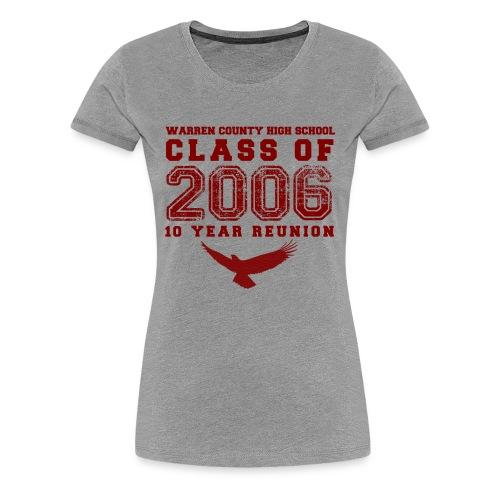 Woman's Premium Reunion T-Shirt - Women's Premium T-Shirt