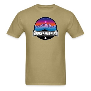Mountain Kush / Strain  - male - Men's T-Shirt