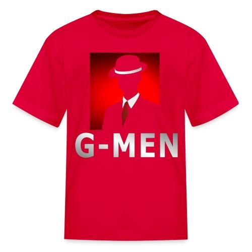 Camiseta Silueta G-Men para niños - Kids' T-Shirt