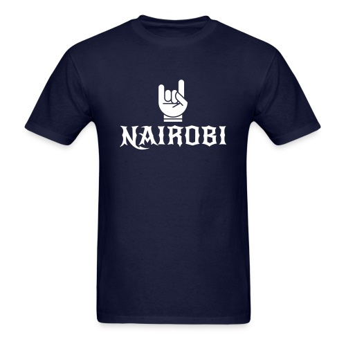 Nairobi Rocker - Men's T-Shirt