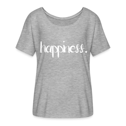 Happiness Top - Women's Flowy T-Shirt